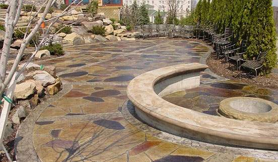 Stamped Concrete: Why It's the Best Patio Material for Your Home