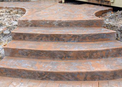 concrete steps concrete contractor in upper arlington