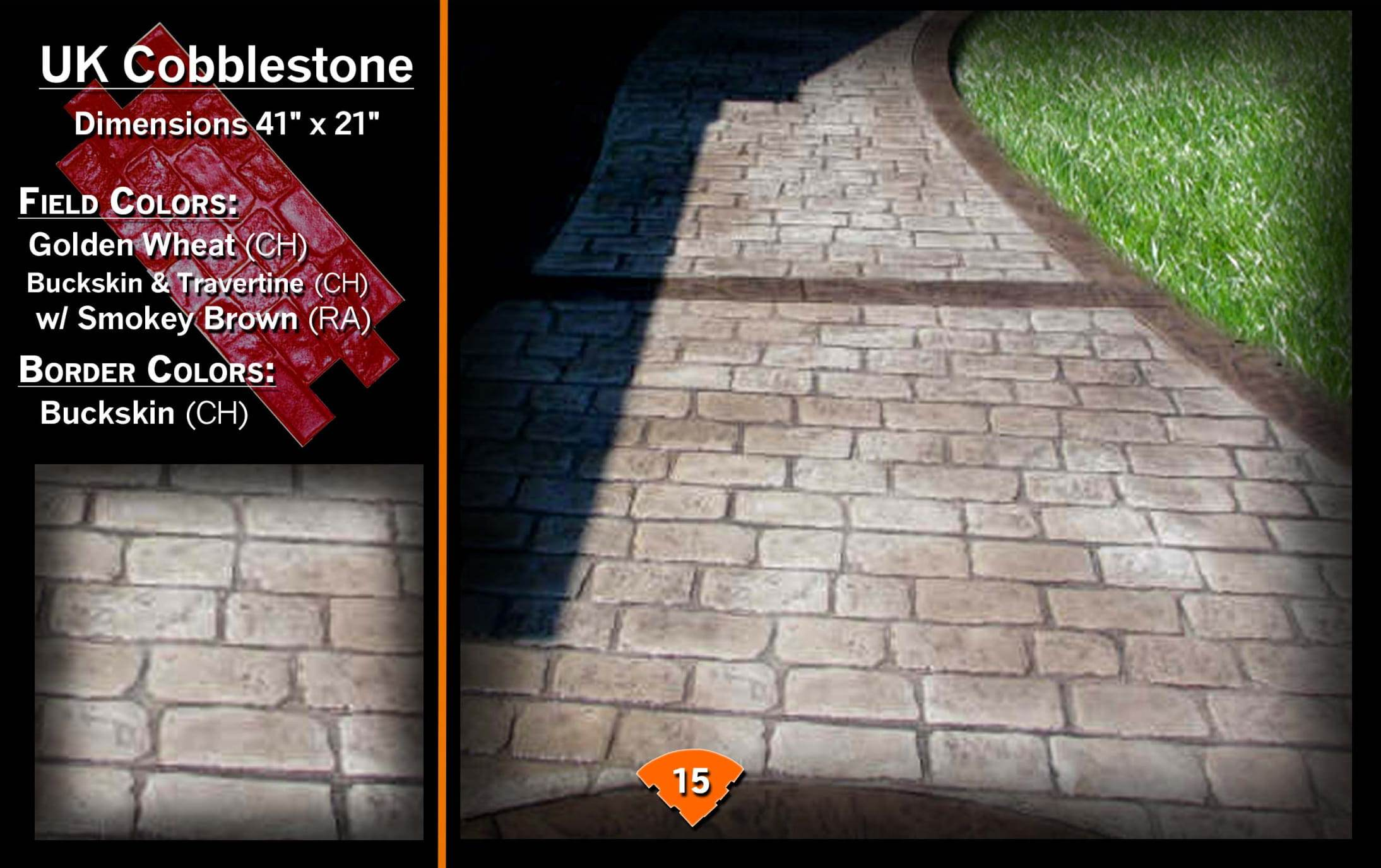 UK Cobblestone
