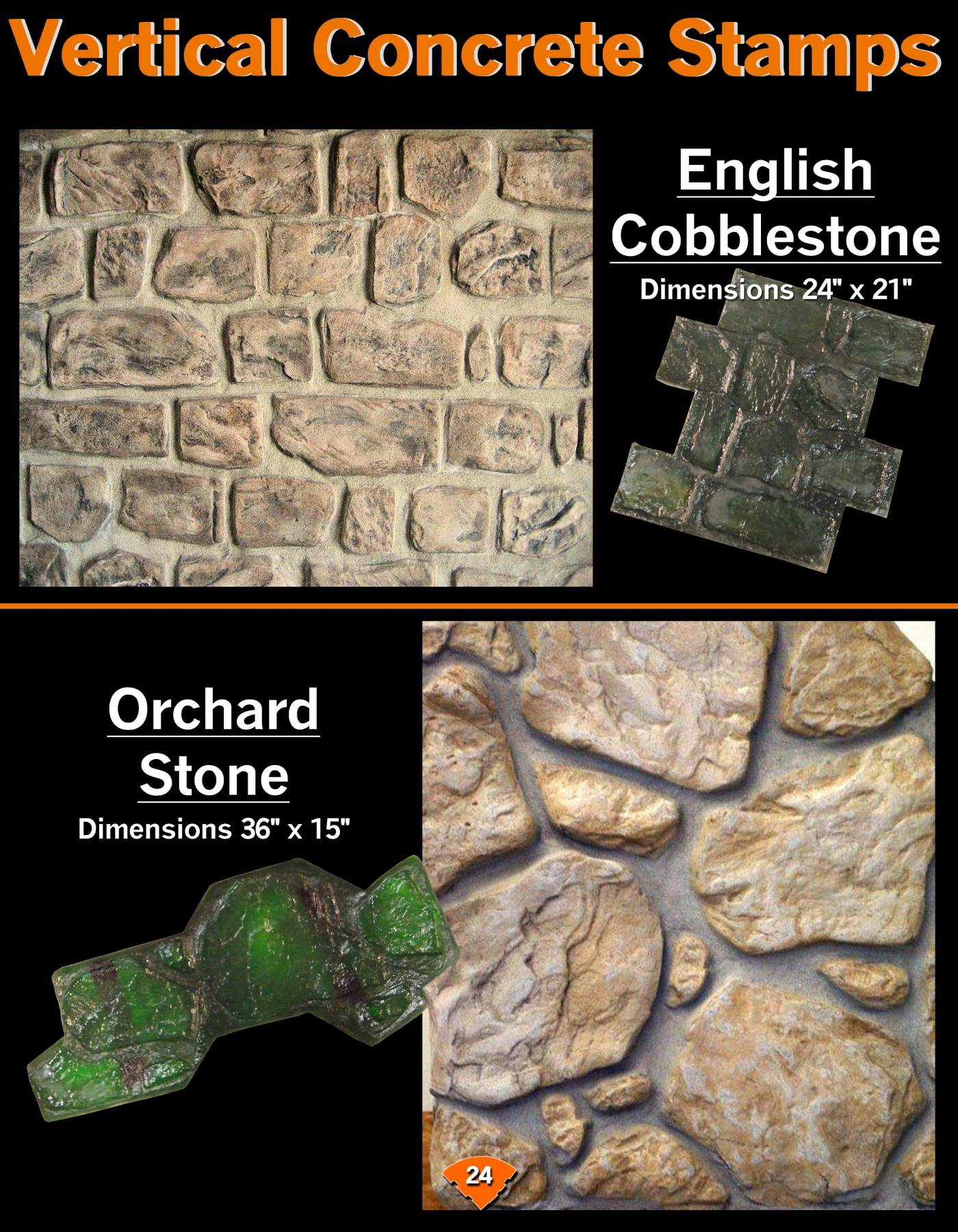 Stamped Concrete Design Options