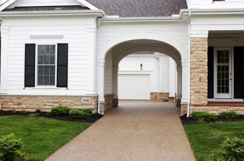 benefits of concrete driveways